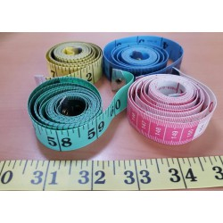 Sewing tape measures,...