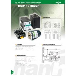 AC motor control pack HC-21P