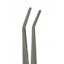 "TWE6 6"" Bent Tweezers with..."