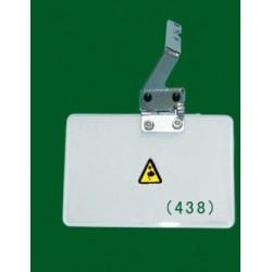 SB1069001 safety plate, eye...
