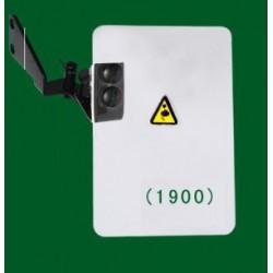 135-51254 safety plate, eye...