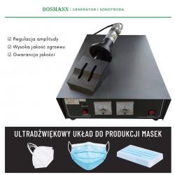 Ultradźwiękowy system 20kHz...
