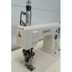 Maszyna ultradźwiękowa do łączenia cienkich materiałów syntetycznych oraz włóknin - K-SONIC KS-3010