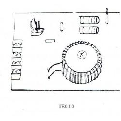UE010 Cewka mocy ORYGINALNE...