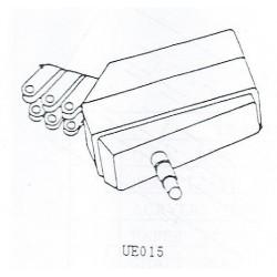 UE015 Mikro przełącznik...
