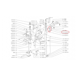 HA750-13 CZĘŚĆI DO MASZYN...