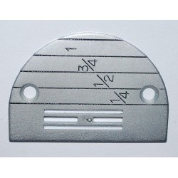 Needle plate E14, S03883201