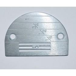 Needle plate E22 111859-001