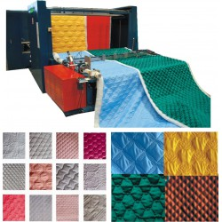 Fabric quilting serice by...