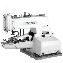 H-373X TONY Button sewing...