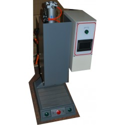 Spin welding machine...