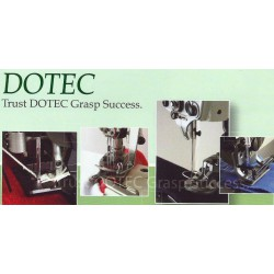 """UY128GAS """"R"""", DOTEC sewing..."""