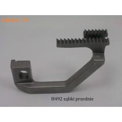 Ząbki przednie H492 do...