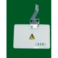 SB1069001 safety plate, eye...