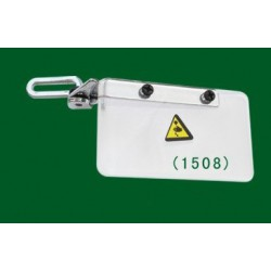 LU-1508 safety plate, eye...